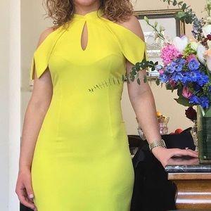 Dresses & Skirts - La Pateau yellow dress